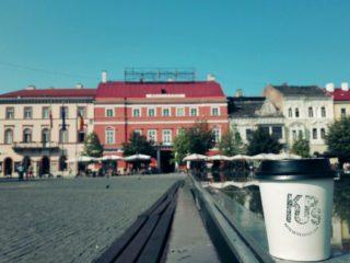 10 clădiri clujene la o cafea | Promovăm clădirile Clujului alături de KUPS