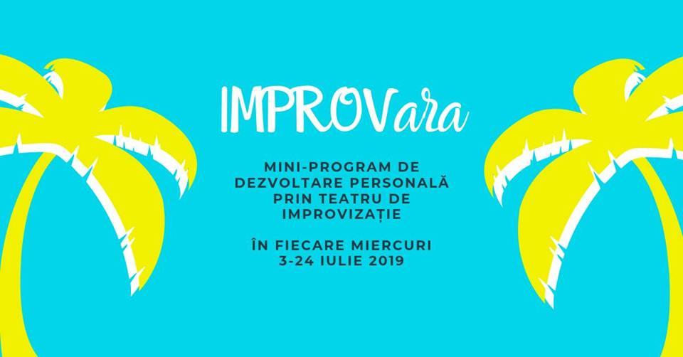 evenimente 1-7 iulie 2019
