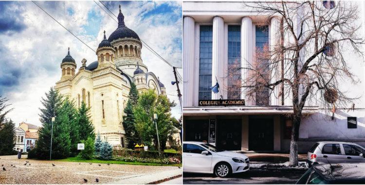 Arhitecții Clujului: George Cristinel
