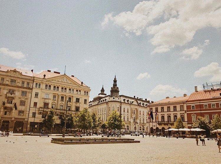 Arhitecții Clujului arhitect șef