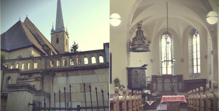 Biserica Reformată din Dej | #ClujulVăzutAltfel