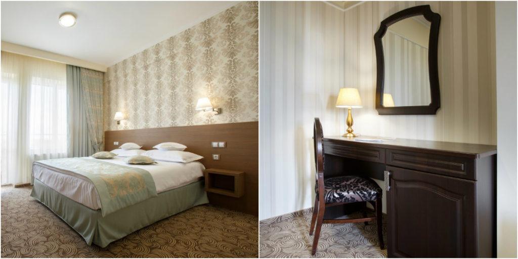 Camere 3 stele Plus Hotel Stil