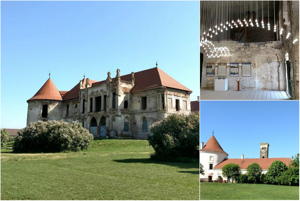 Casele nobililor transilvaneni - Castelul Banffy din Bonțida