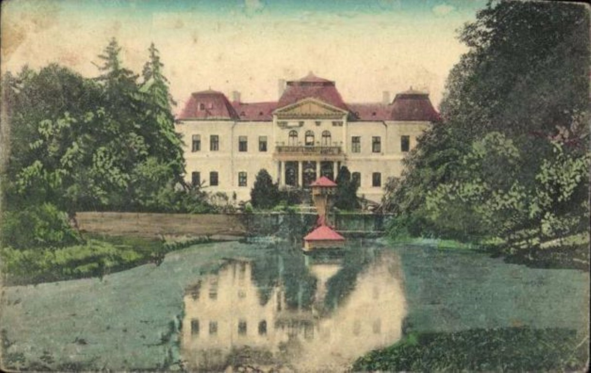 Casele nobililor transilvaneni Castelul Banffy din Răscruci
