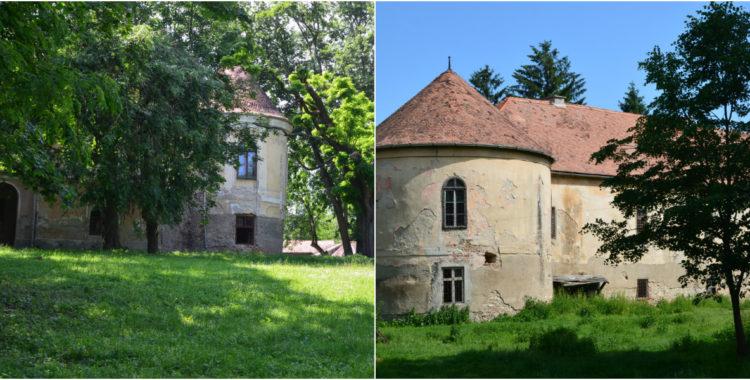 Castelul Rákóczi-Bánffy din Gilău istorie județul Cluj