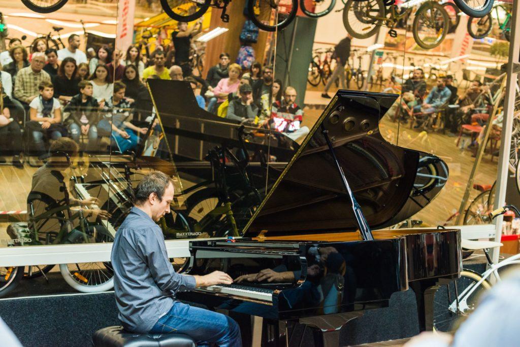 Classic Unlimited concerte de pian