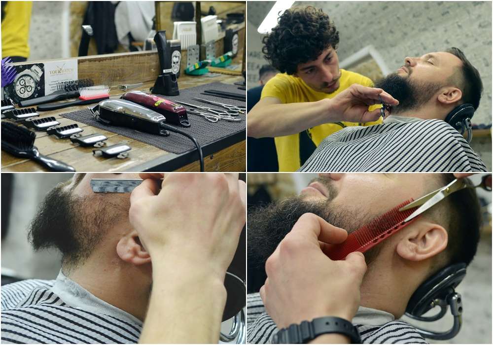 Cum a fost prima noastra experienta la un barber shop 8