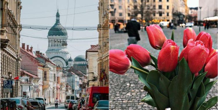 Dimineață în Cluj