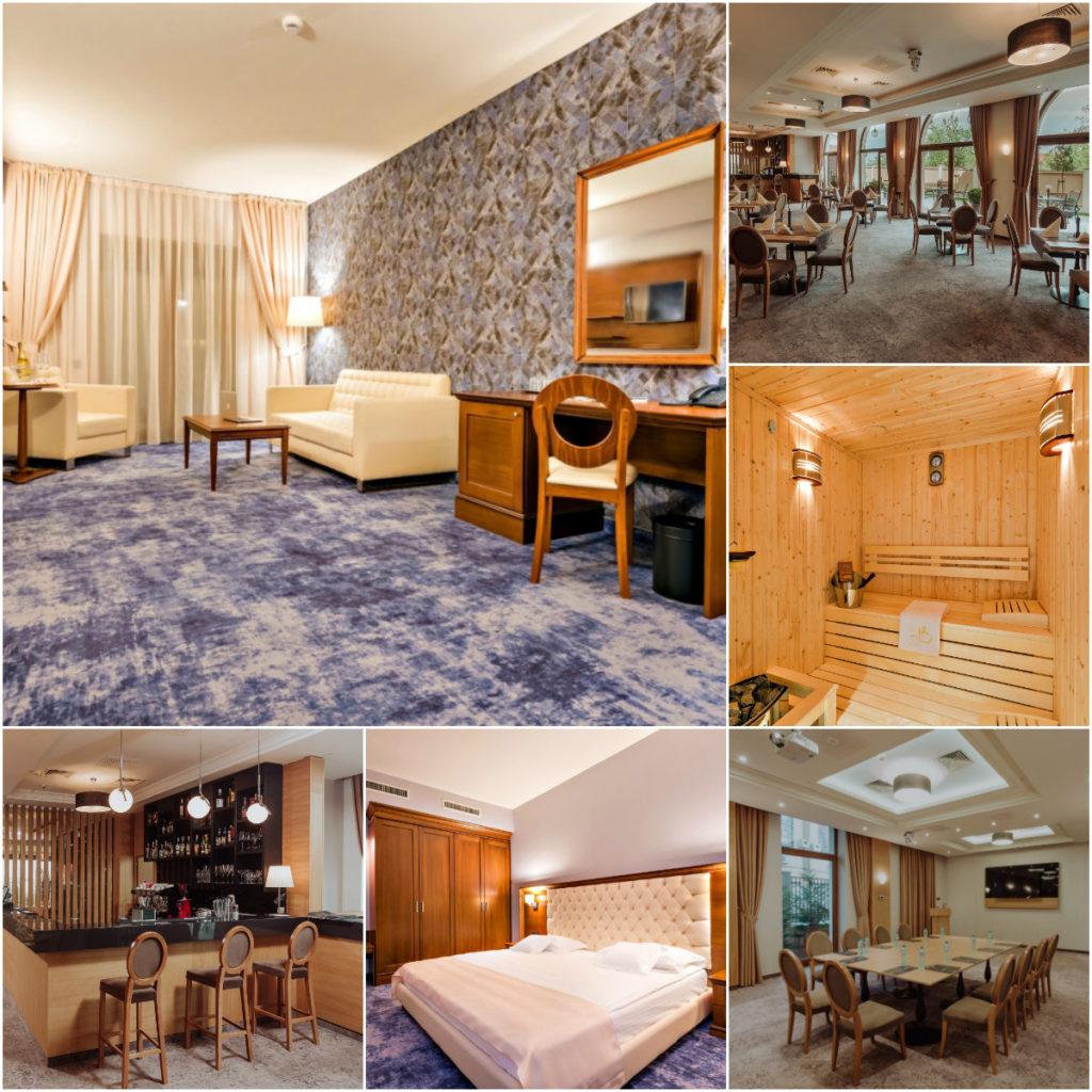 Hoteluri în Cluj