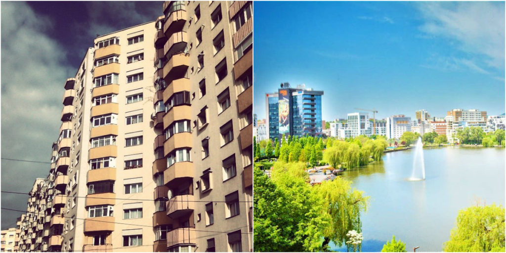 Locuințe cartierul Mărăști