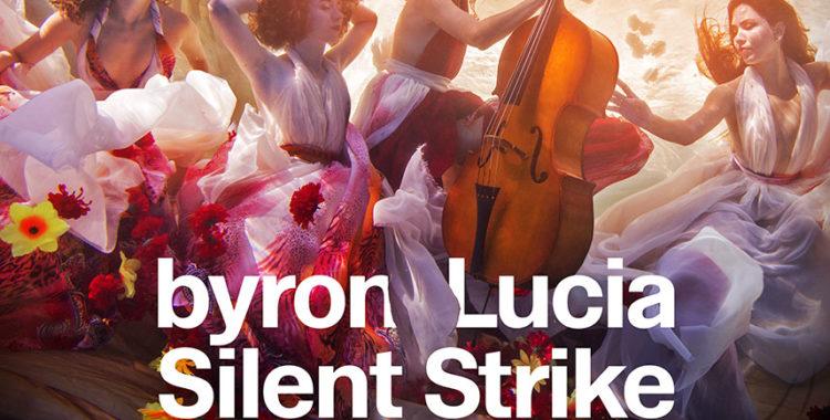 Premieră națională byron, Lucia, Silent Strike și Muse Quartet își unesc forțele într-un concert extraordinar la Jazz in the Park 2018