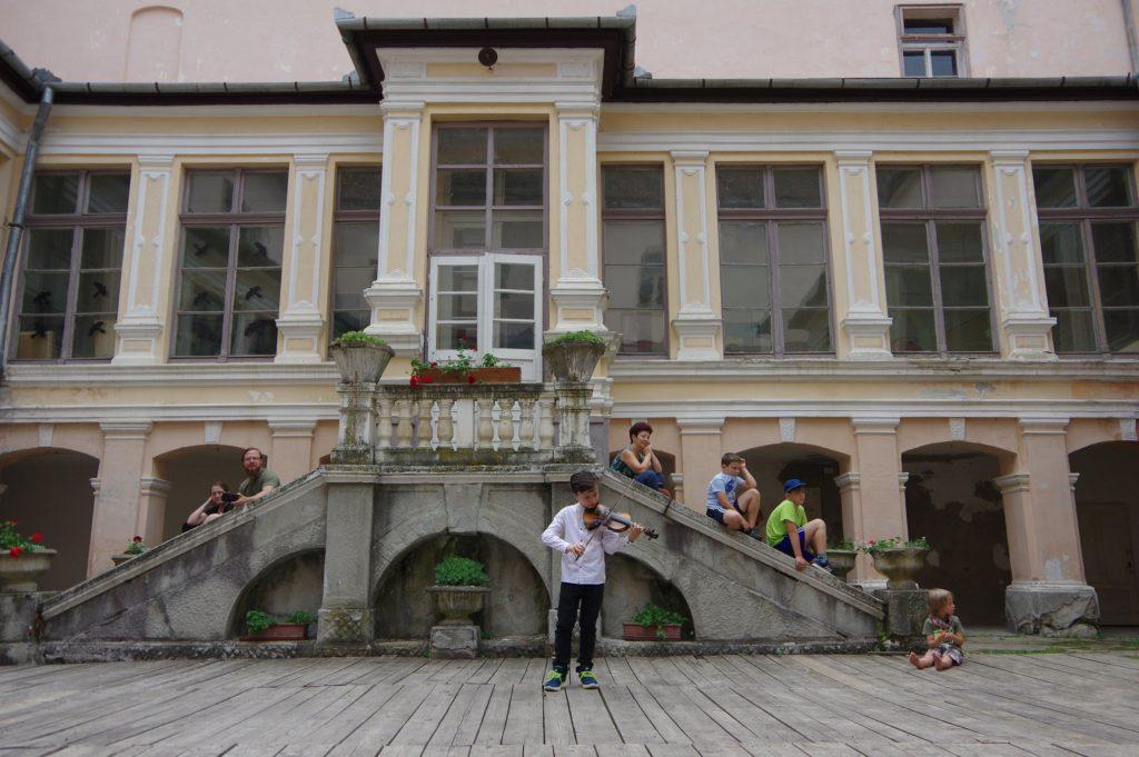 Programul Castel în Transilvania
