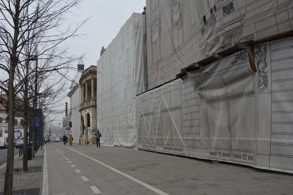 Reabilitarea palatului Banffy photo 1