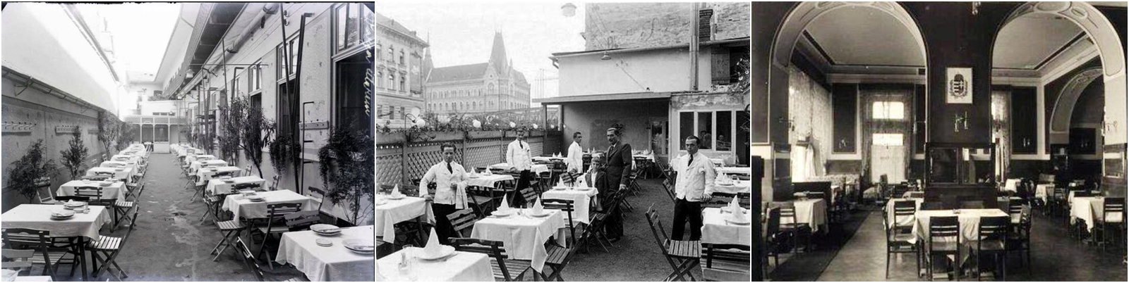 Restaurante Cluj interbelic