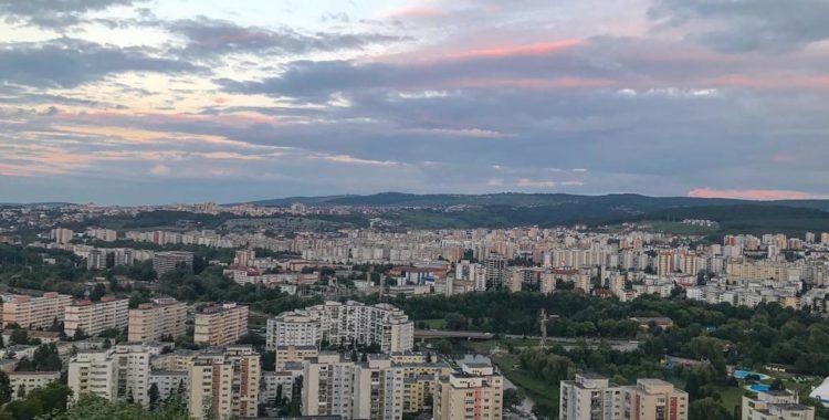 Suburbiile Clujului sa batem campii