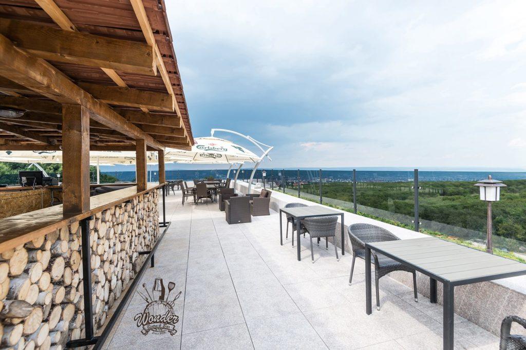 Terase recomandări în Cluj Wonderland