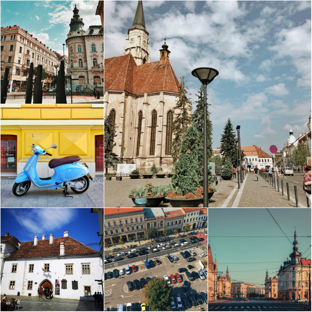 Zile în Cluj