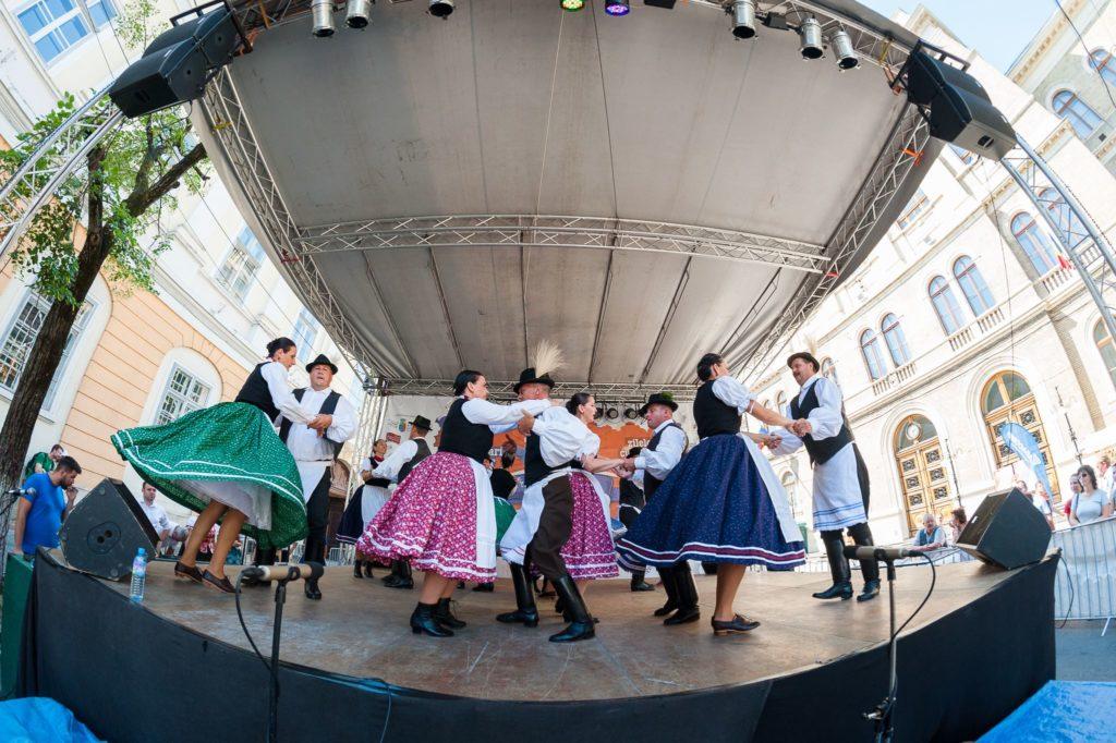 Zilele Culturale Maghiare 2018 - Program luni, 20 august