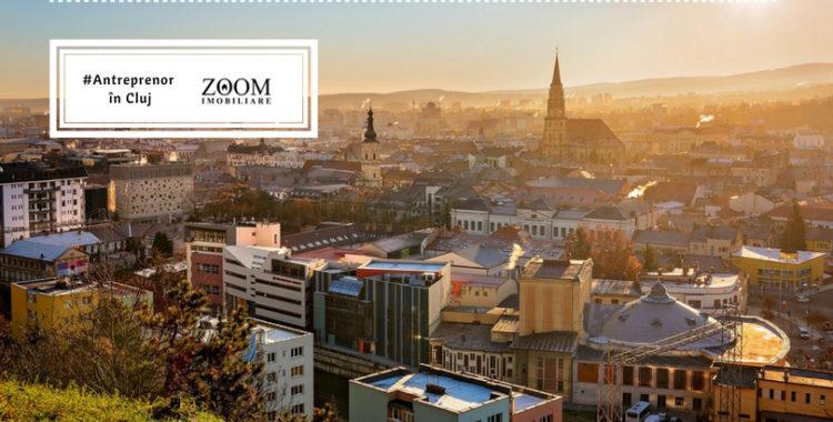 Zoom interviu (1) Tânăr antreprenor în Cluj