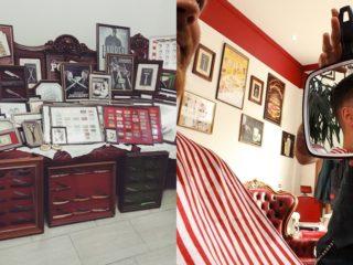 Veri Barbieri, un loc de răsfăț pentru bărbați | Barber shop Cluj