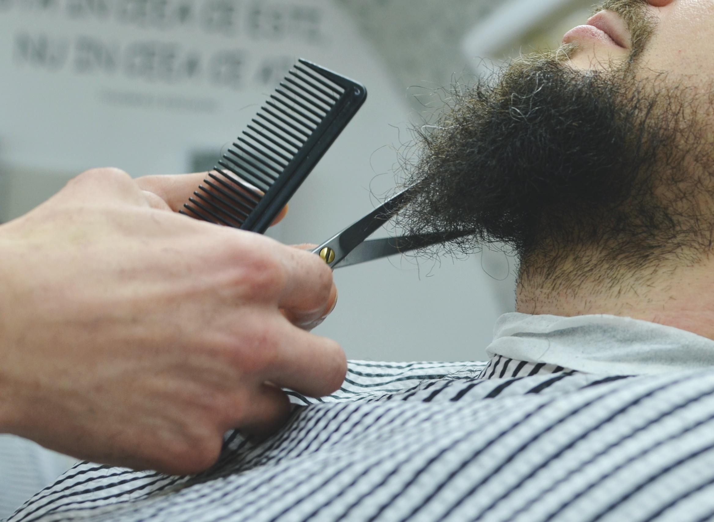 cum a fost la barber shop