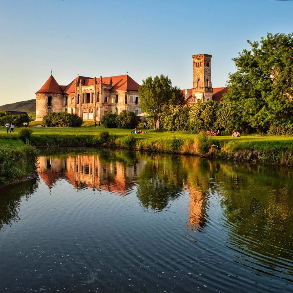 dimineata in Cluj
