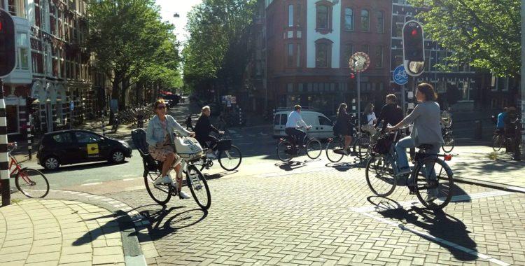 Expediție urbană în Amsterdam