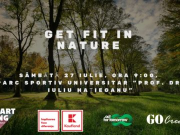 get fit in nature