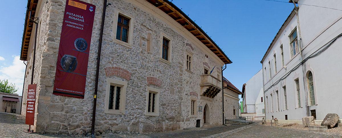 muzeul de istorie turda 2 muzee în județul Cluj