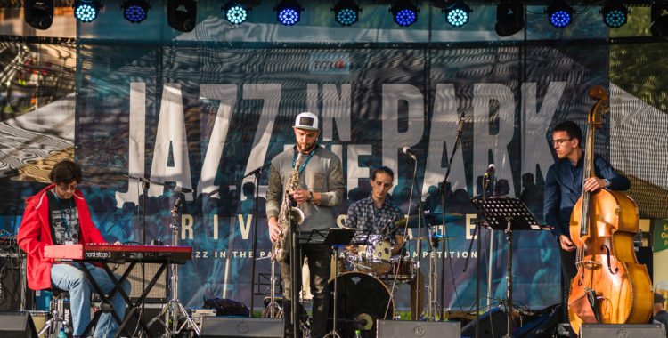 program concurs jazz in the park 2019 a