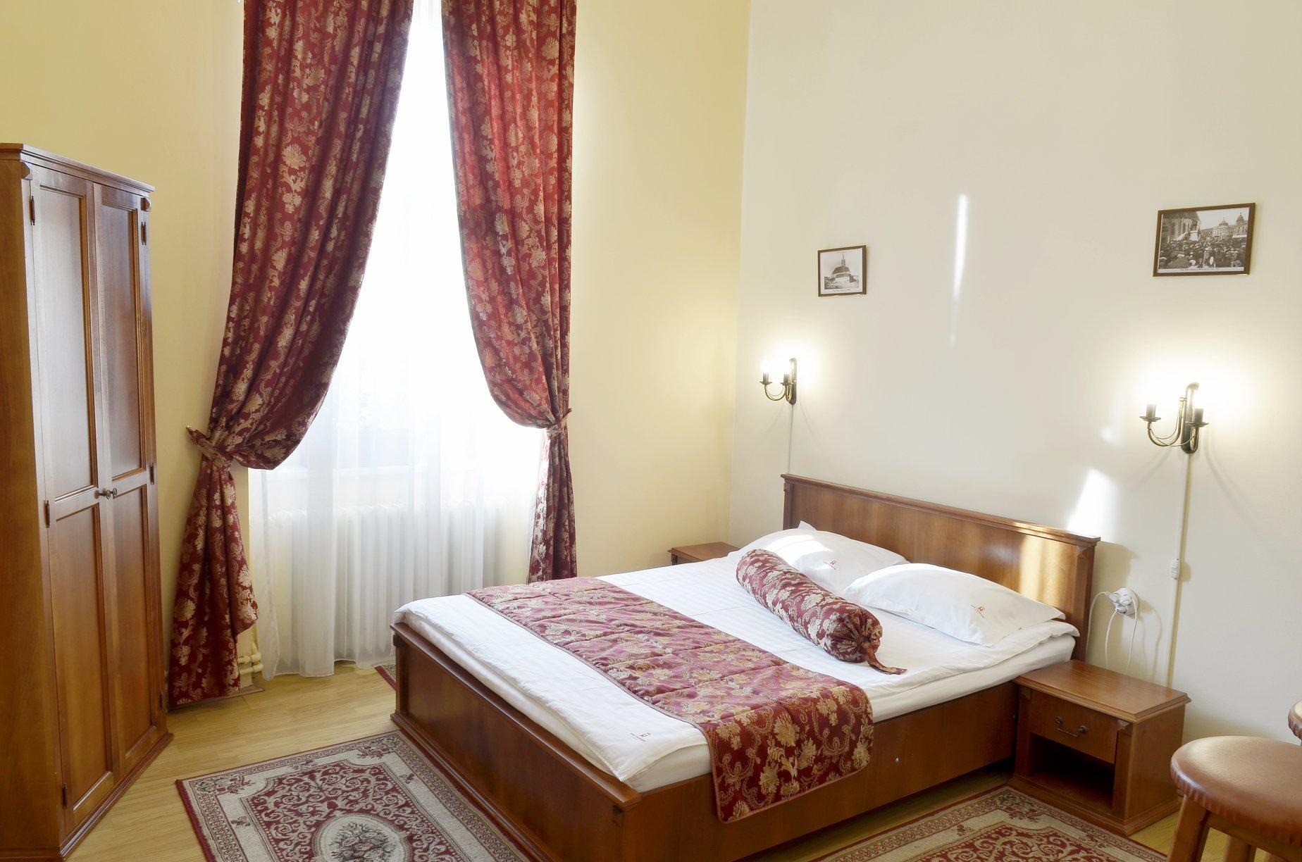 terasă-restaurant Hotel Transilvania