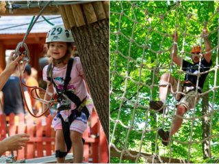 Zile de vară la Adrenalin Park | Activități de familie pentru ultima lună de vară